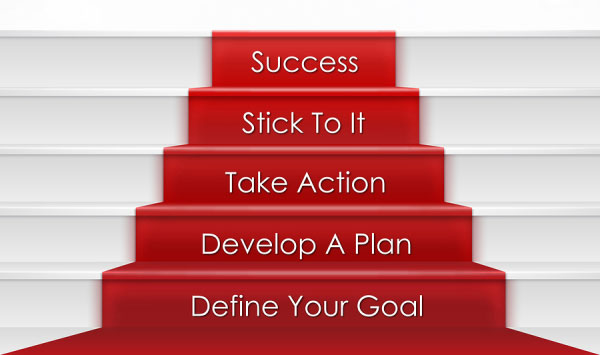 Week 62 – From Vision to Reality Using 5 Success Steps